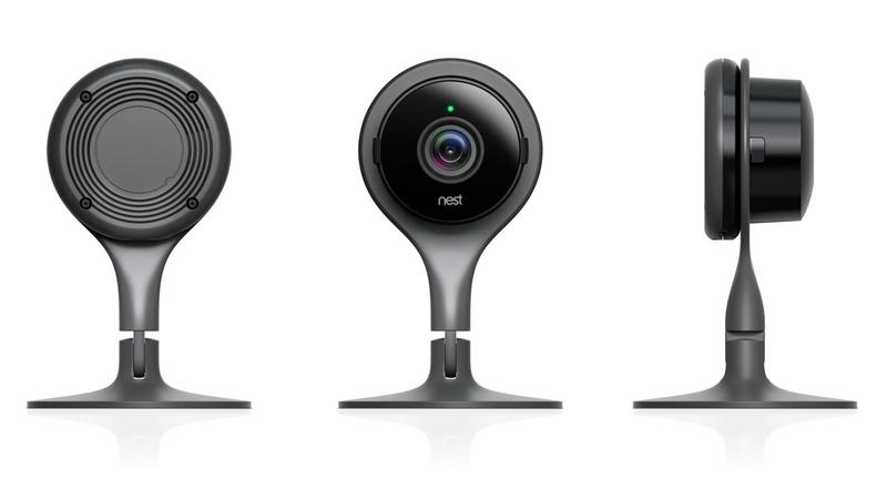 """Nest Cam integrated into your home by """"HomeAdvisors"""" BEST OF - Digital Living"""