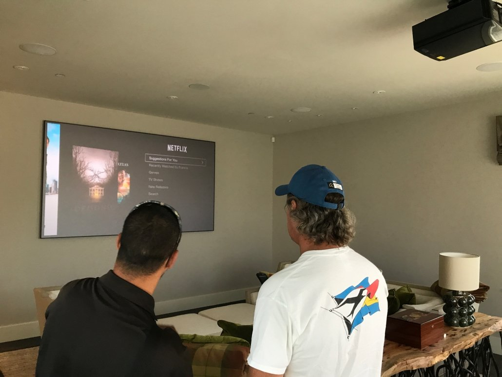 Digital Living - Bespoke Home Theater, Media Room Audio-Video Install and Integration Company
